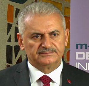 Turkish premier Binali Yildirim (Photo: Turkish government)