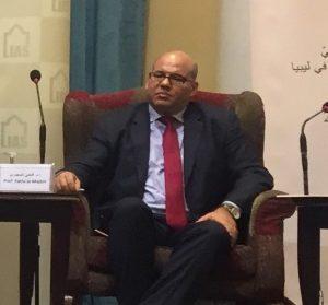 Presidency Council member Fathi Majbri (Photo: LH)