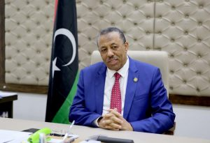 Abdullah Al-Thinni (Photo: Interim government)