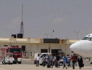 Tobruk airport