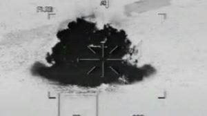 An Egyptian Western desert airstrike (Archive photo)