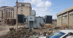 The new Sabri substation (Photo: GECOL)
