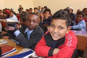 School pupils in Obari (Photo: UNDP)