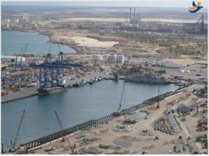 The Misrata Free Zone Authority has signed an exclusive joint venture agreement with Libyan company Mabco Holding to develop the free zone (Photo: MFZ).