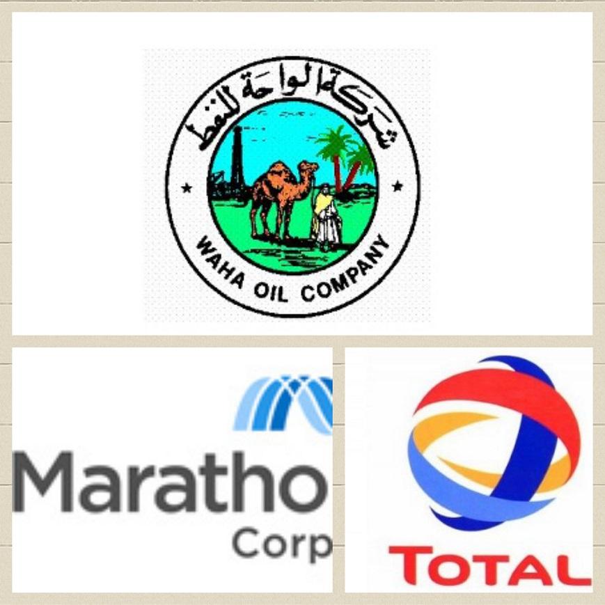 Total buys Marathon's Libya Waha concession |