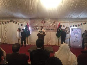 The Zintan-Misrata reconciliation talks called for a civilian state, rule of law and unified army under civilian control (Photo: social media).