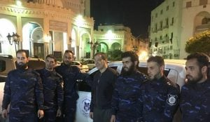 The Mayor of Tripoli, Abdelrauf Beitelmal was released last night after being kidnapped by militias (Photo: social media).