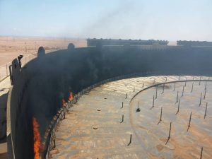 325-NOC confirms significant damage to Harouge oil tanker-3-190618