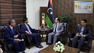 South Korea is to reopen its Tripoli embassy in September and allow its companies to return to work in Libya, Libya's Presidency Council revealed yesterday (Photo: PC).
