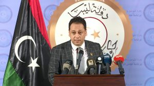 The official spokesperson for Faiez Serraj, Mohamed El Sellak, said that the UNSC had responded positively to Libya's request to establish an audit committee for Libya's central banks (Photo: PC).