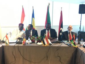 Libya, Niger, Sudan and Chad create a joint operations centre to strengthen border security (Photo: LANA).