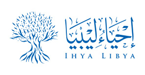 Aref Al-Nayed re-launches his political movement Ihya Libya and announces he will be standing in Libya's presidential elections (Logo: Ihya Libya).