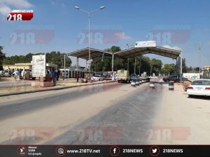 Six security personnel were killed by terrorist gunfire at Wadi Kaam checkpoint this morning (Photo: 218News).