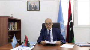 UNSMIL head Ghassan Salame said that Libya's militia problem is worse than the militia problems of Lebanon because of state funding (Photo: UNSMIL).