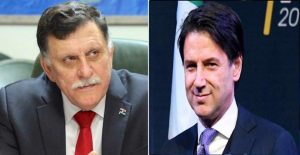 Italy's PM Conte has officially invited Faiez Serraj þo the Palermo Libya conference planned for November this year (PC).