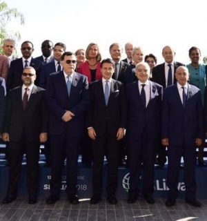 The Palermo Libya conference made no major breakthrough but reiterated previously agreed principles such as the LPA, the Paris agreement and UNSMIL'S Action Plan (Photo: Italian government).