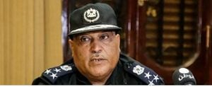 Former Tripoli Security Directorate chief Smuey has been transferred to Italy after surviving a shooting incident (Photo: TSD).