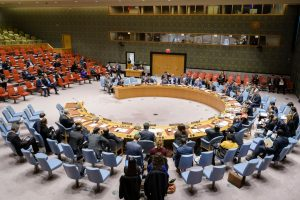 The UN Security Council has extended its sanctions on Libya until 2020 and added gender-based violence as a sanctionable crime (Photo: UNSMIL).
