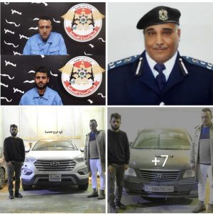 Rada report that they have arrested two suspects implicated in the Sunday's shooting of former Tripoli Security Directorate chief Salah Smuey (Photo: Screenshot from RADA).