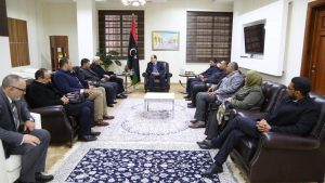 Divisions within the PC were exposed when Deputy head of the PC Ahmed Maetig felt he had to appeal to HoR members for the imposition of consensus in decision-making (Photo: PC).
