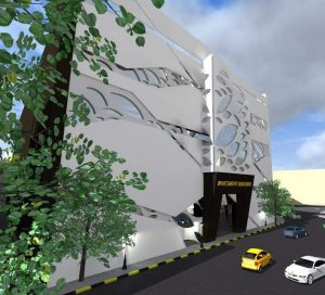Tripoli is to build a multi-storey car park (Photo: Tripoli Central Council).