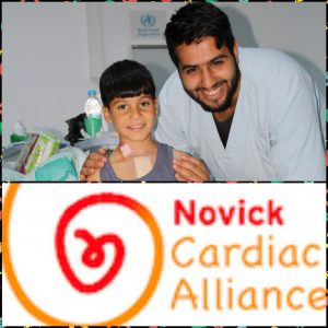 The U.S. NGO Novik Cardiac Alliance to continue its free childrens' heart operations in Tobruk, but Tripoli fails to pay for basic costs (Photo: Novik Cardiac Alliance).