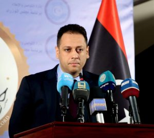 El-Sallak said yesterday that Serraj wanted dialogue not war in the south (Photo: PC).