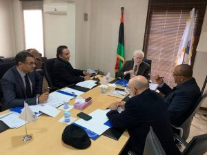 The Libyan Business Council as made a number of recommendations for improving the business environment (Photo: LBC).