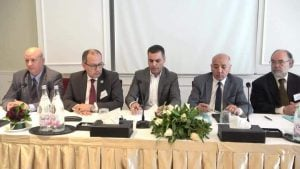 Six Libyan political parties agree a charter of honour (Photo: Social Media).