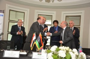 Libya and Egypt have signed a protocol to increase reconstruction raw materials trade (Photo: Libya-Egypt).