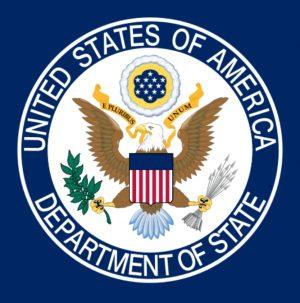 The U.S. Government has (Logo: Social Media).