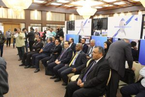 This year's SME fair attracted 42 percent female participation, the Serraj government reported (Photo: PC).