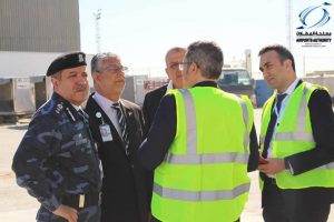 A Turkish Airlines delegation visited Mitiga Airport last week to assess its readiness to resume flights (Photo: LAA).
