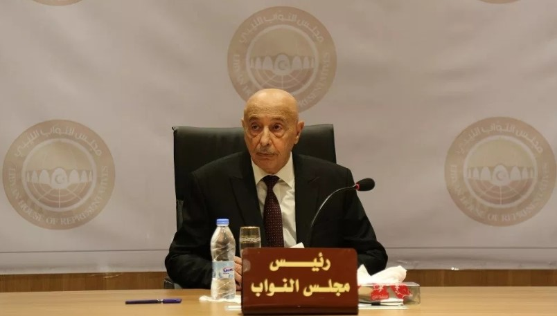 Hor Holds Its First Session In Benghazi
