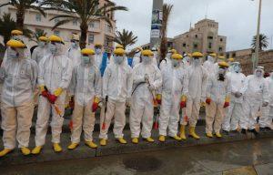 40 western Libya Municipalities welcome Tripoli anti-Coronavirus government allocations; two reject allocations, government cedes health powers to municipalities – NCDC refutes recovery of Libya's fir