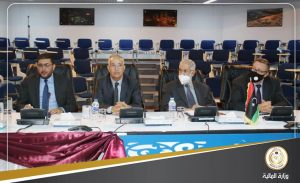 Western and Eastern Libyan delegation meet to discuss unification of budget – part of 2020 Maetig-Hafter resumption of oil production-export agreement