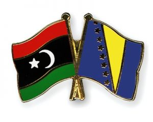 Bosnian embassy in Tripoli reopens and resumes issuing of visas