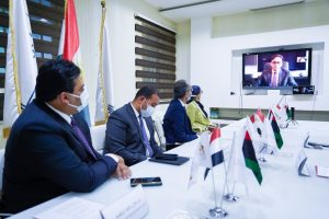 Libya and Egypt sign telecommunication, technology, and technical training agreements