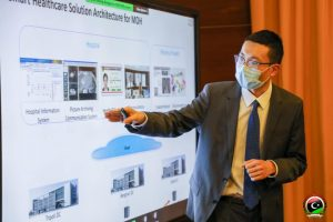 Ministry of Health looking to transform itself into a 'Smart Ministry'