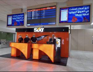Sixt car rental opens Mitiga airport branch