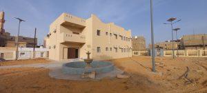Upgraded Sebha library reopens